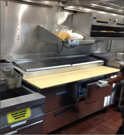 food and beverage facility management repair maintenance dfw